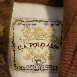U.S. Polo Assn. Shirts & Tops - Sweatshirt hoodie